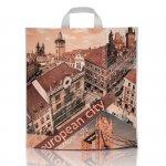 Пакет с петлевой ручкой 40x43 Европейский Город