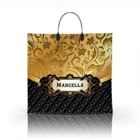 Пакет с пластиковой ручкой 36x34 Марсела